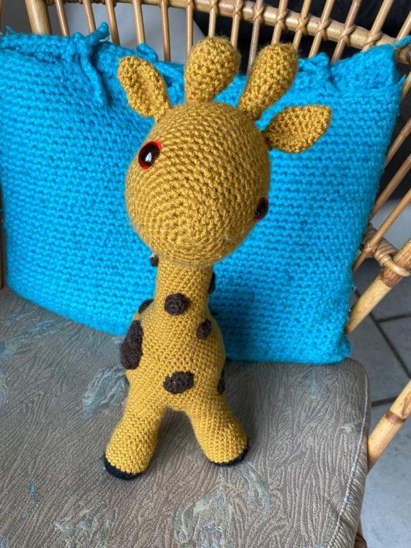 Giraf - voorkant